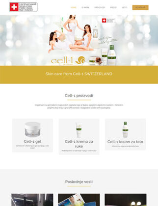 web dizajn Cell1